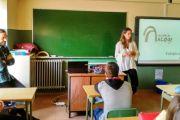 Asturias Acoge visita a los alumnos de 3º de ESO