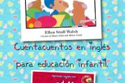 Cuentacuentos en inglés para Educación Infantil