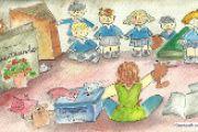 """Cuentacuentos """"Lágrimas bajo la cama"""", Educación Infantil"""