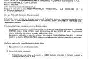 INFORMACIÓN SOBRE LA NUEVA LEY DE PROTECCIÓN DE DATOS