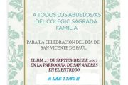 CELEBRACIÓN SAN VICENTE DE PAÚL